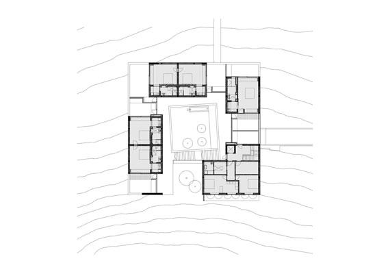 casa17 Alla vita väggar Villa Extramuros i Arraiolos Designad av Vora Arquitectura