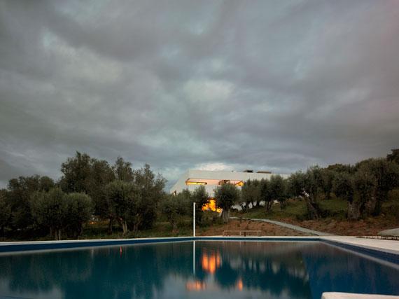 casa10 Alla vita väggar Villa Extramuros i Arraiolos Designad av Vora Arquitectura