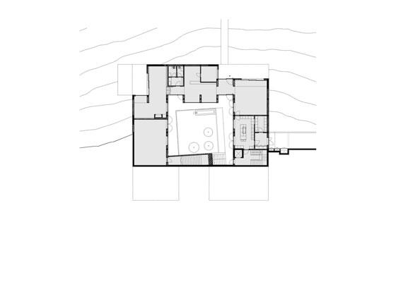 casa16 Alla vita väggar Villa Extramuros i Arraiolos Designad av Vora Arquitectura
