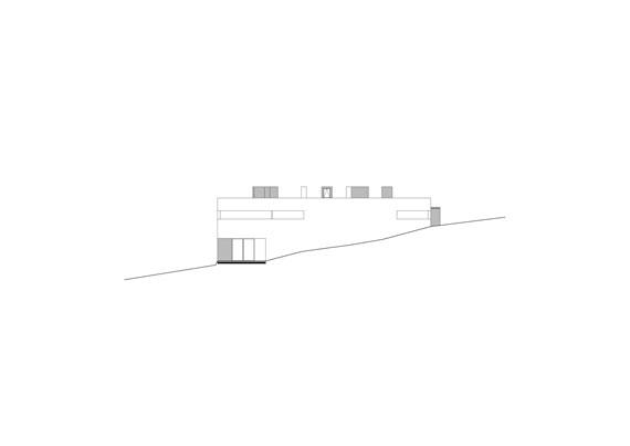 casa13 Alla vita väggar Villa Extramuros i Arraiolos Designad av Vora Arquitectura