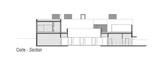 casa18 Alla vita väggar Villa Extramuros i Arraiolos Designad av Vora Arquitectura