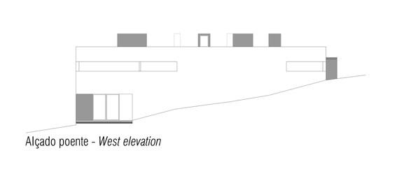 casa21 Alla vita väggar Villa Extramuros i Arraiolos Designad av Vora Arquitectura