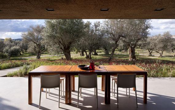 casa12 Alla vita väggar Villa Extramuros i Arraiolos Designad av Vora Arquitectura