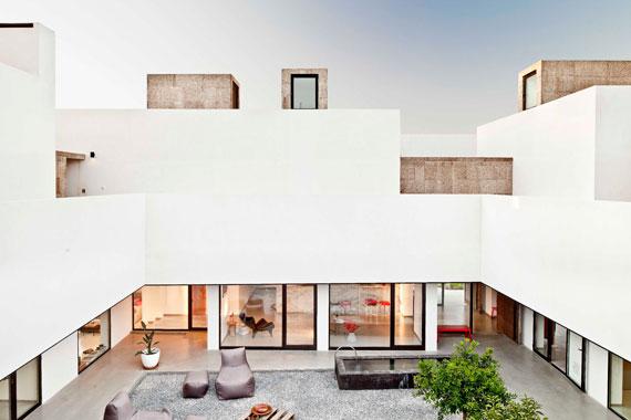 casa6 Alla vita väggar Villa Extramuros i Arraiolos Designad av Vora Arquitectura