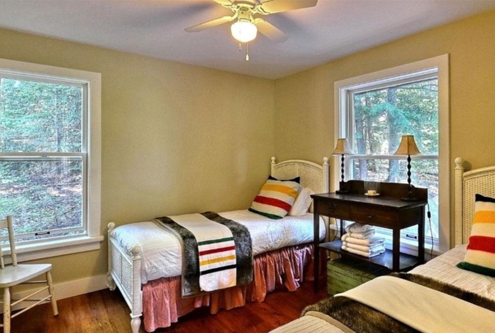Guest-Bunkie-2nd-Bedroom-by-Clarke-Muskoka-Construction Bunkie Board: Vad det är och vanliga frågor om det