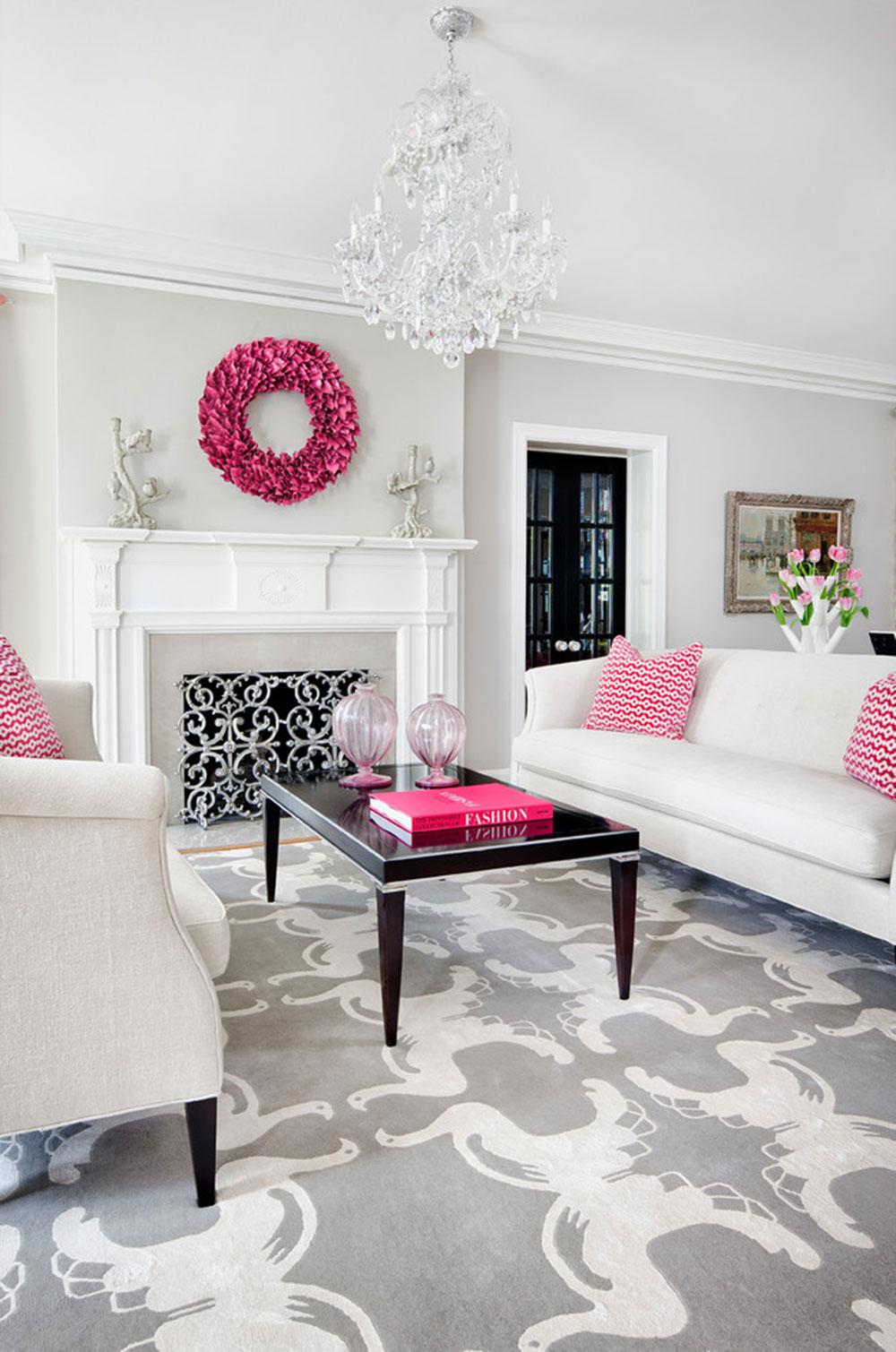 Pink-Interior-Design-für-alle12 Pink Interior Design för alla