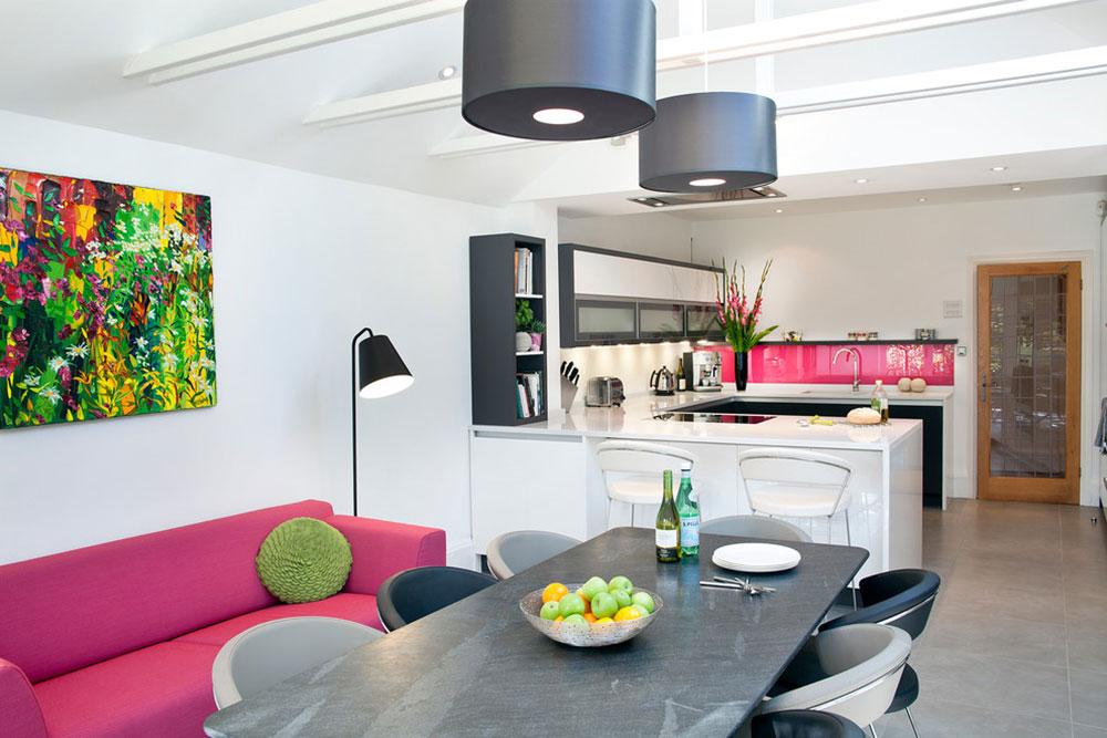 Pink-Interior-Design-für-alle9 Pink Interior Design för alla