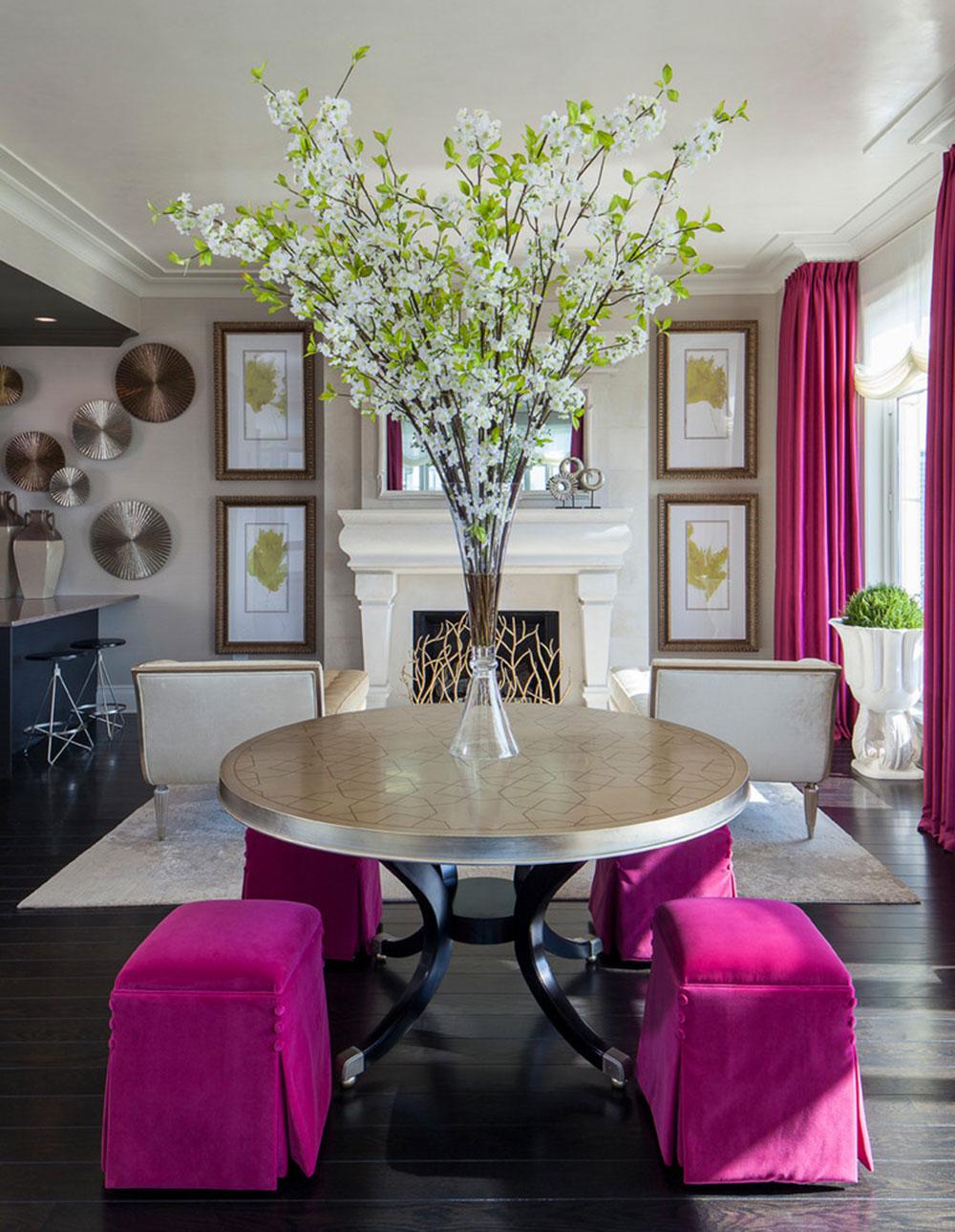 Pink-Interior-Design-für-alle4 Pink Interior Design för alla