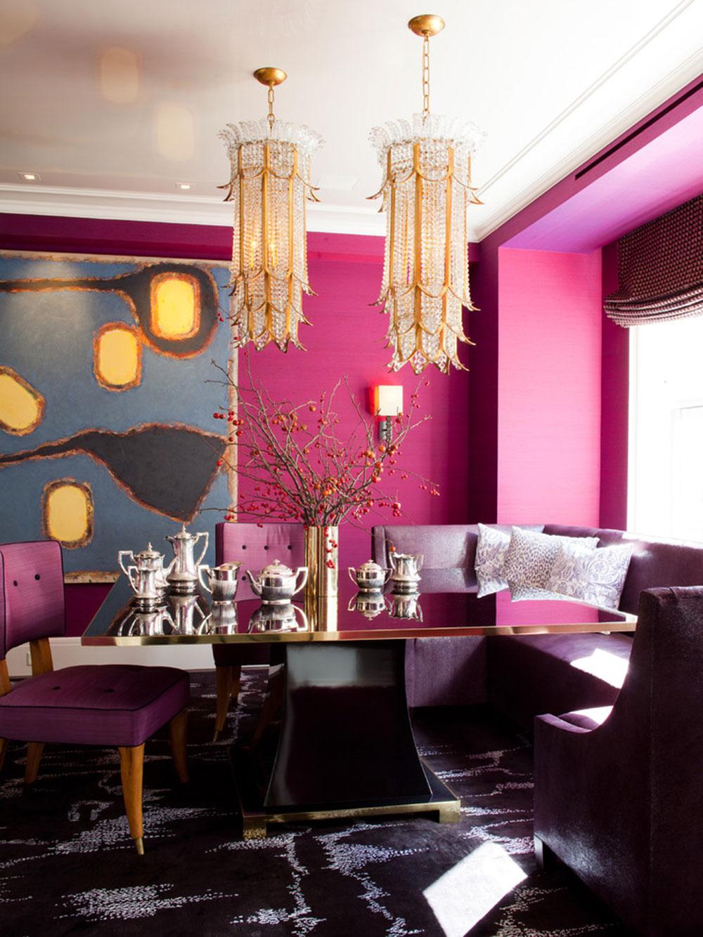 Pink-Interior-Design-für-alle2 Pink Interior Design för alla