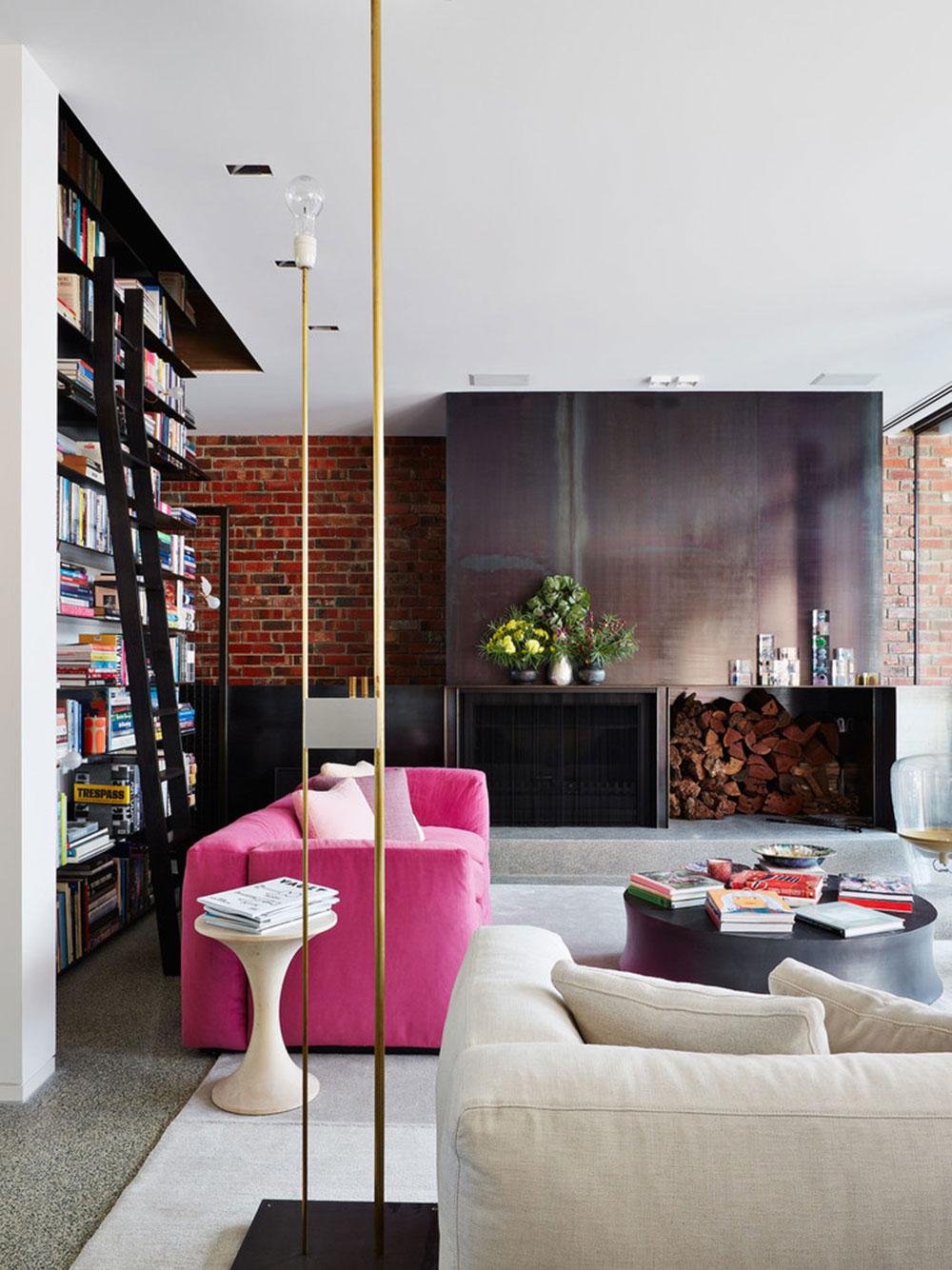 Pink-Interior-Design-für-alle3 Pink Interior Design för alla