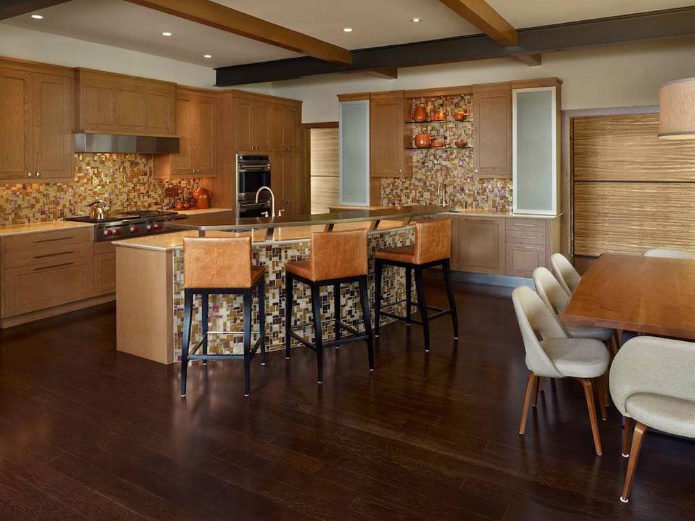 Hur man använder mosaikplattor i ditt hem 6 Hur man använder mosaikplattor i ditt hem