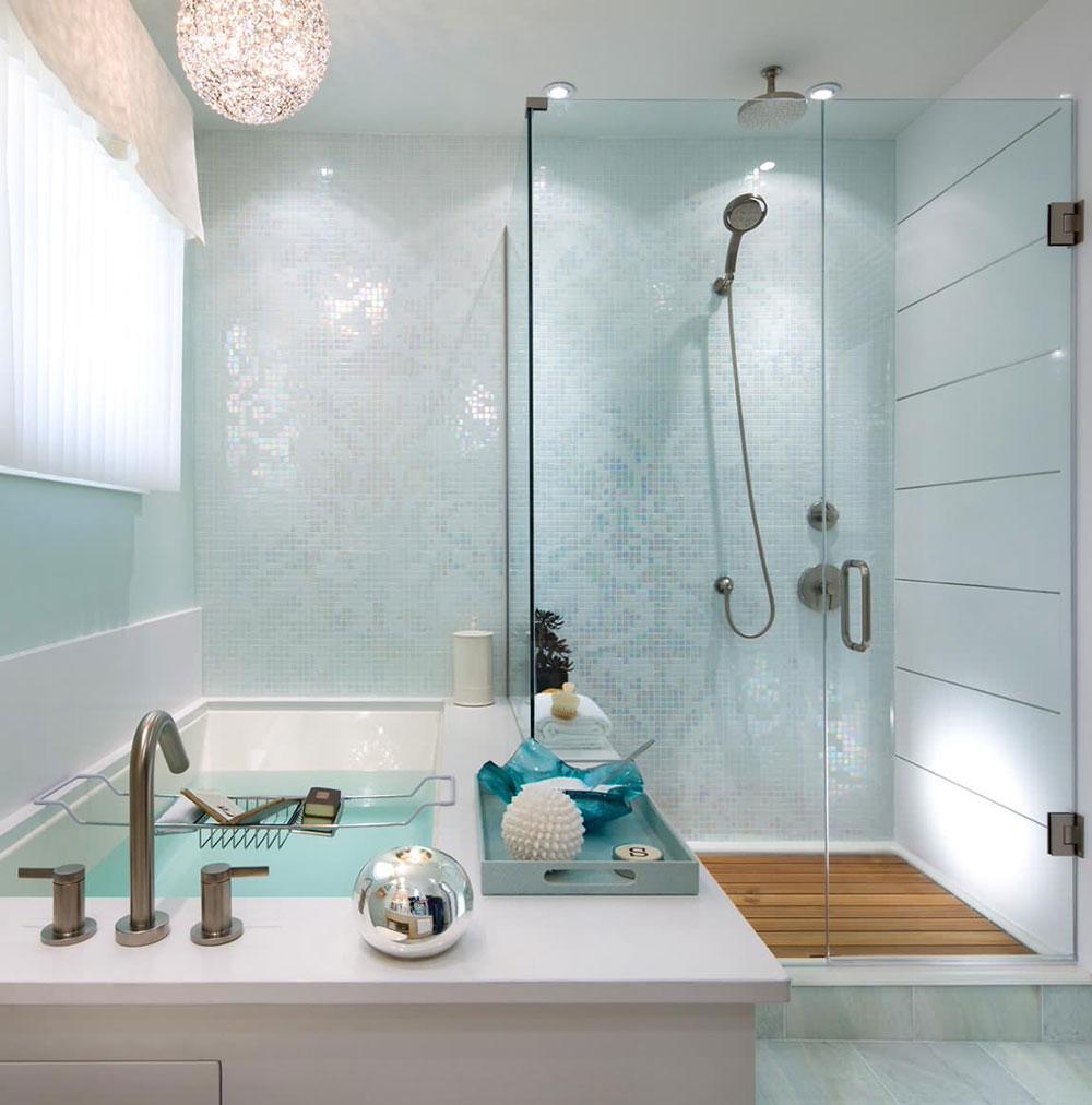 Hur man använder mosaikplattor i ditt hem 1 Hur man använder mosaikplattor i ditt hem