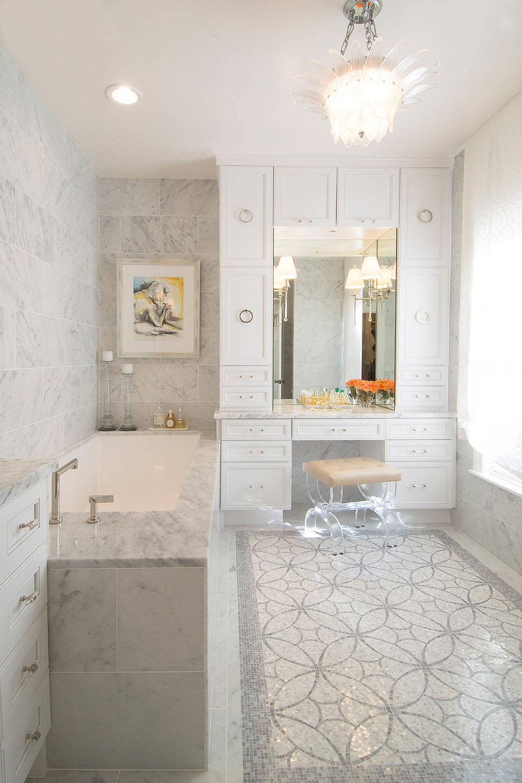 Hur man använder mosaikplattor i ditt hem 11 Hur man använder mosaikplattor i ditt hem