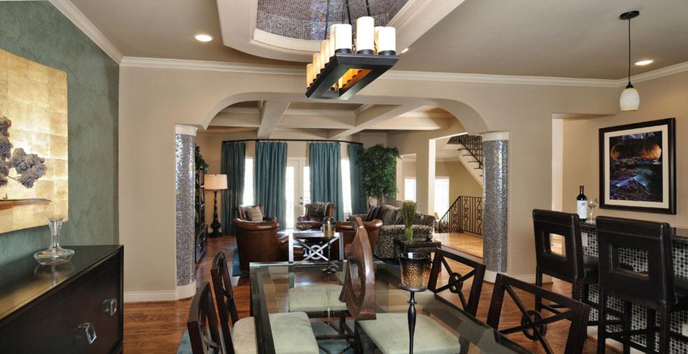 Hur man använder mosaikplattor i ditt hem 7 Hur man använder mosaikplattor i ditt hem