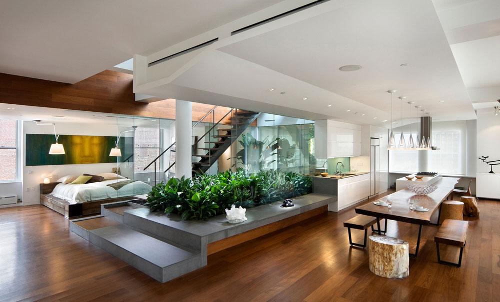 NYC Idéer för lägenhetens interiördesign-3 NYC-idéer för lägenhetens interiördesign
