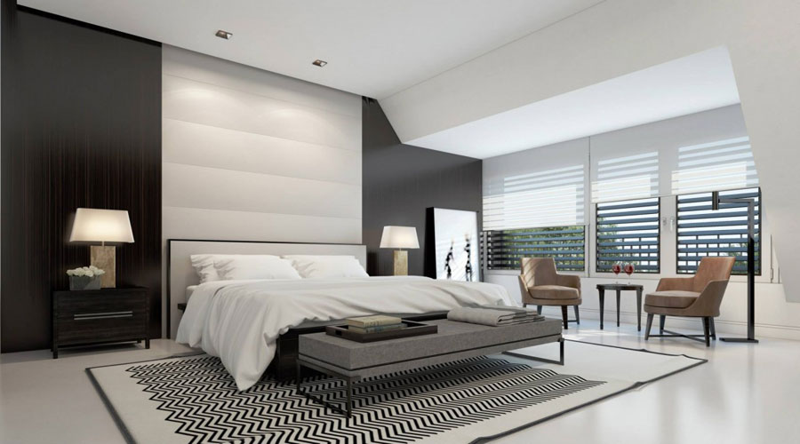 10 Imponerande visualisering av en snygg lägenhetinredning från Ando Studio