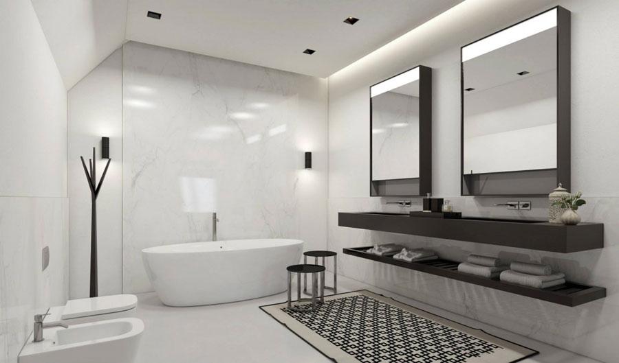 11 Imponerande visualisering av en elegant lägenhetsinredning av Ando Studio