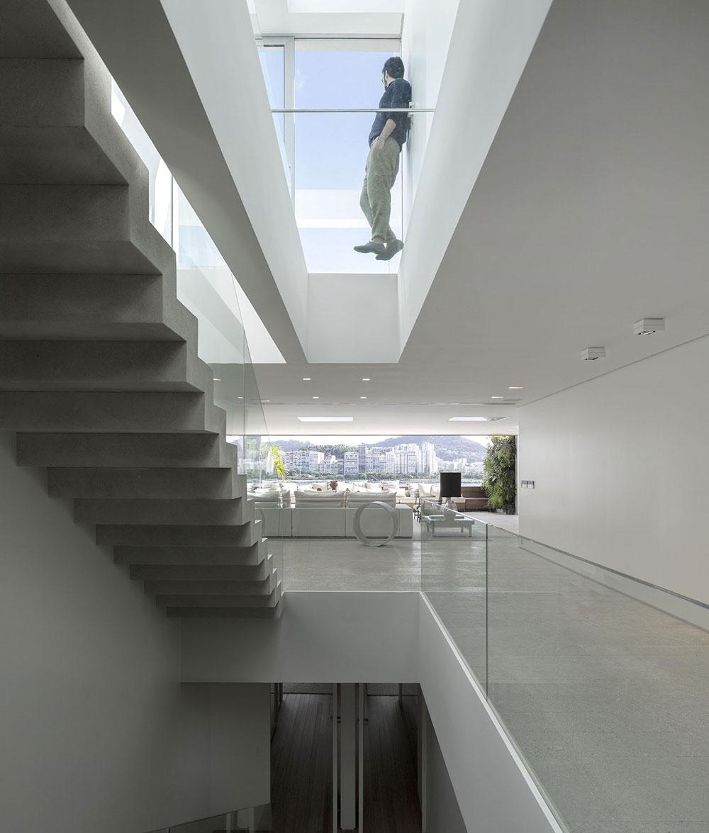 En takvåning som är en sann inspiration för alla 14 En takvåning som är en sann inspiration för alla