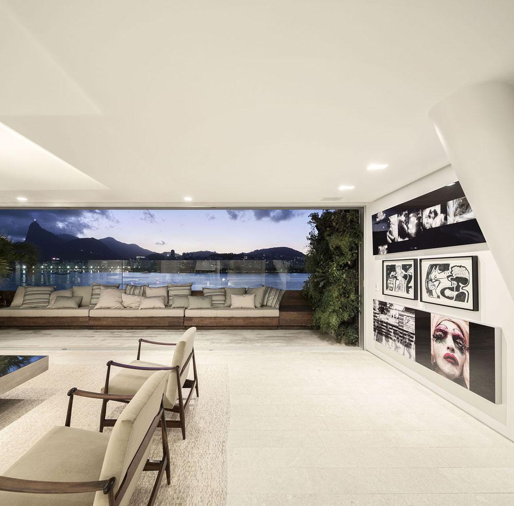 A-takvåning-som-är-en-sann-inspiration-för-alla-2 En takvåning som är-sann-inspiration för alla
