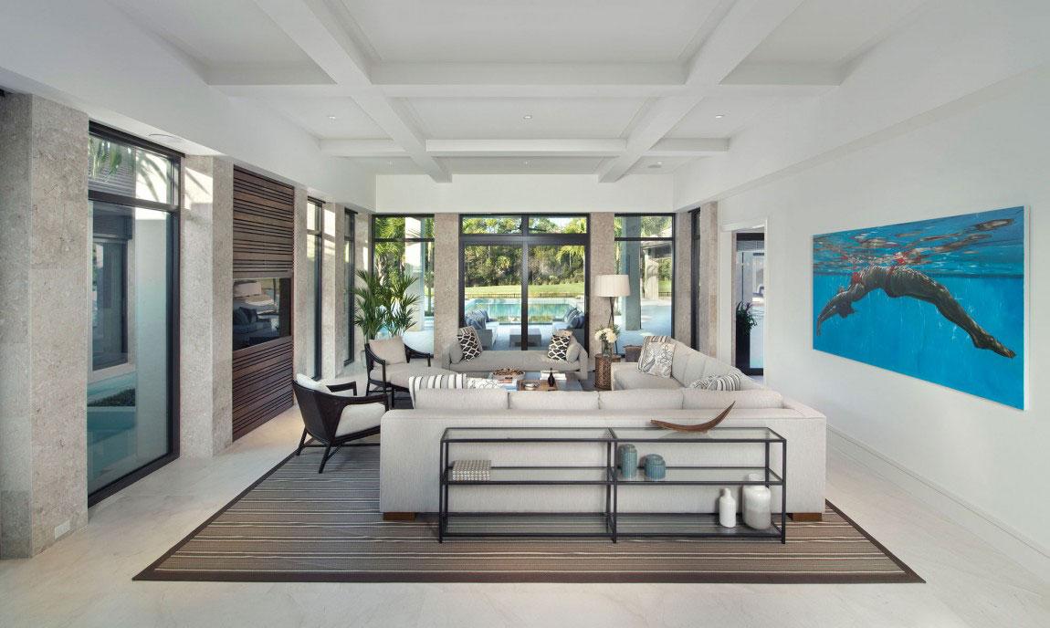 High-end-modernt-hus-designat av Harwick-Homes-5 High-end-modernt hus-designat av Harwick Homes