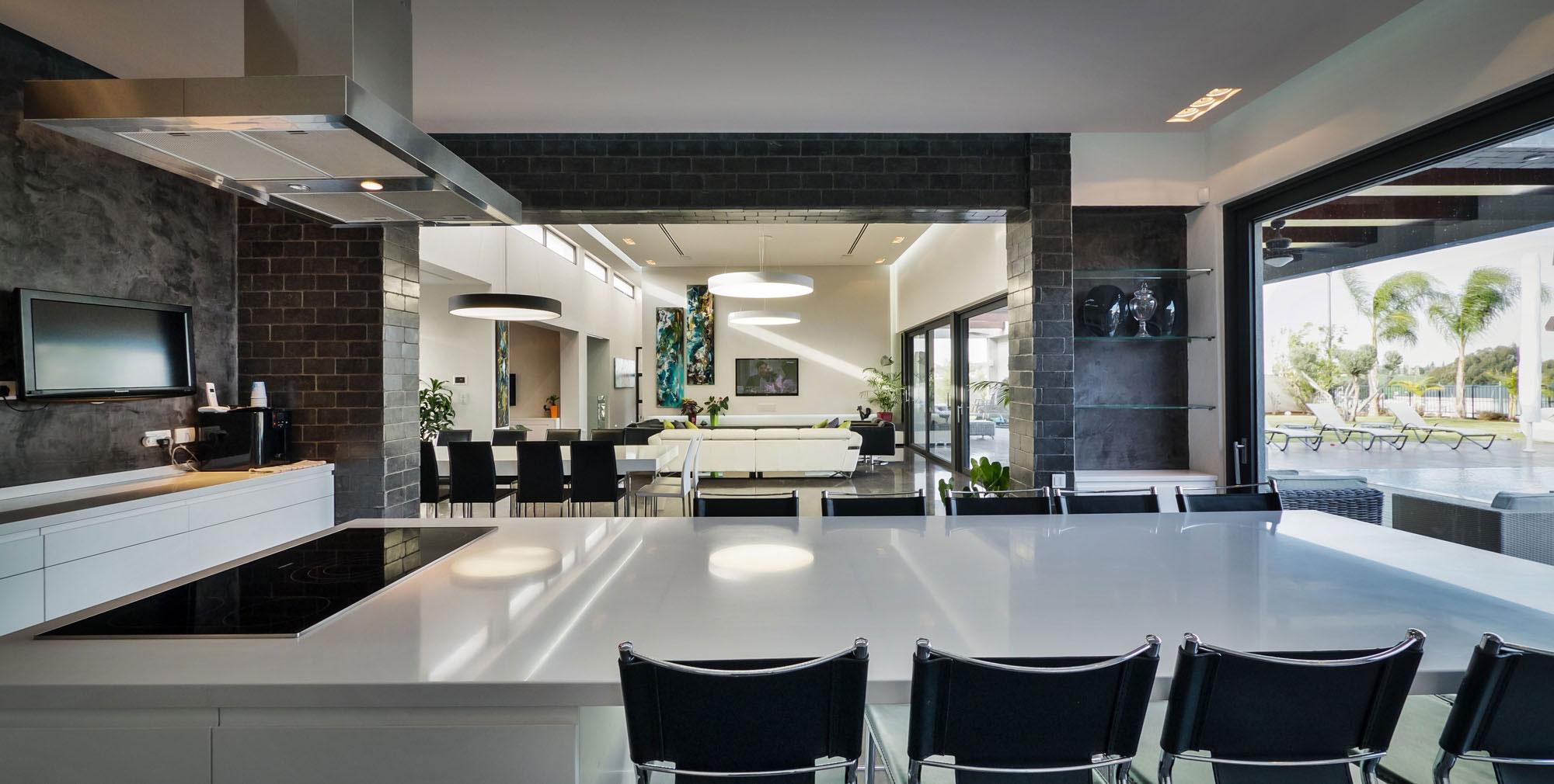 Lyxig-villa-med-en-samtida-design-från-Israel-8 Lyxig-villa-med en modern design från Israel