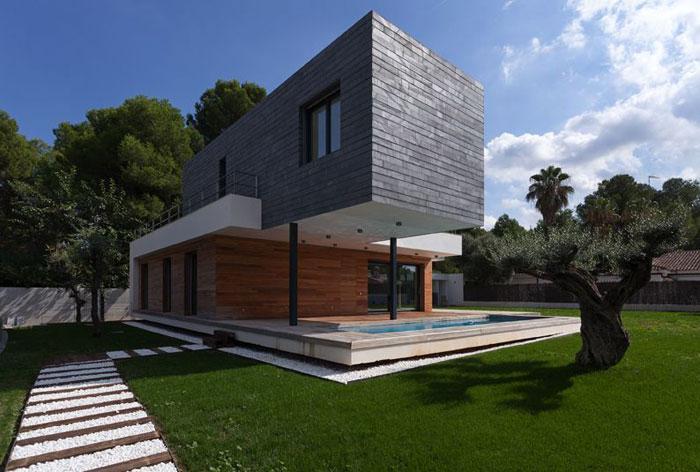 75581282092 Modern och kreativ husarkitektur - 21 exempel