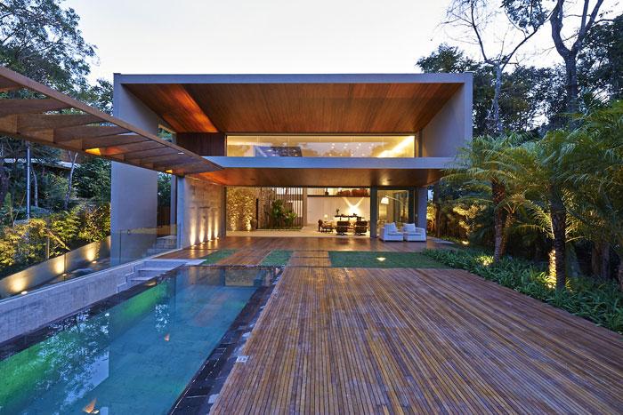 75581191758 Modern och kreativ husarkitektur - 21 exempel