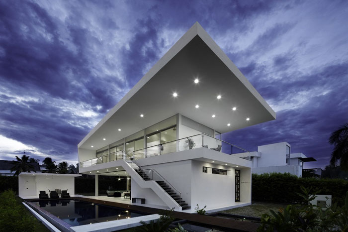 75581217593 Modern och kreativ husarkitektur - 21 exempel
