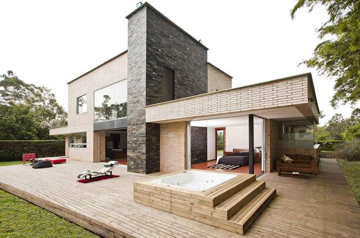 75581313640 Modern och kreativ husarkitektur - 21 exempel