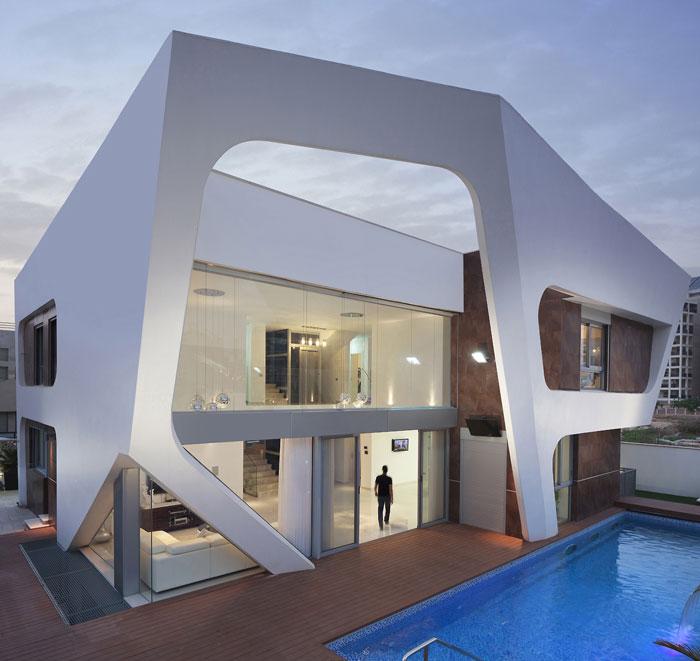 75581240163 Modern och kreativ husarkitektur - 21 exempel