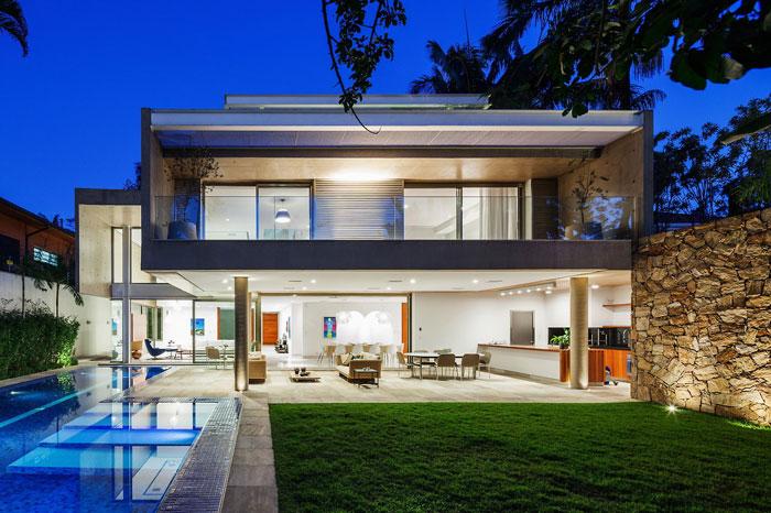 75581292943 Modern och kreativ husarkitektur - 21 exempel