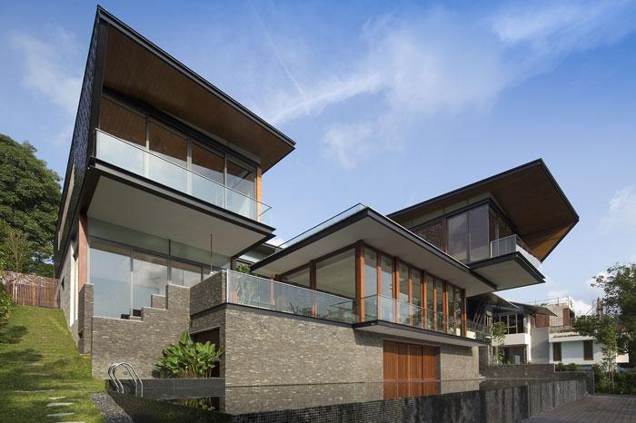 75581226810 Modern och kreativ husarkitektur - 21 exempel