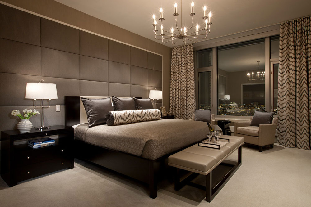 Få stämningen med färg Fantastiska tips för att dekorera ditt sovrum