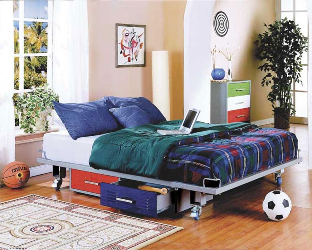 Teen Idéer för sovrumsdesign-13 Idéer för design för ungdomsrum