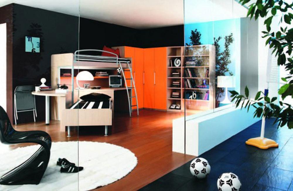 Teen Bedroom Design Ideas-3 Teen Bedroom Design Ideas