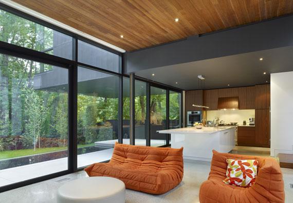 50421637420 Cedarvale House designat av Drew Mandel Architects
