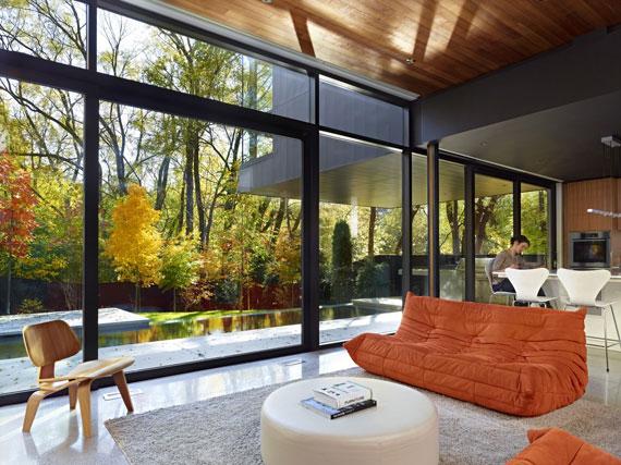 50421483162 Cedarvale House designat av Drew Mandel Architects