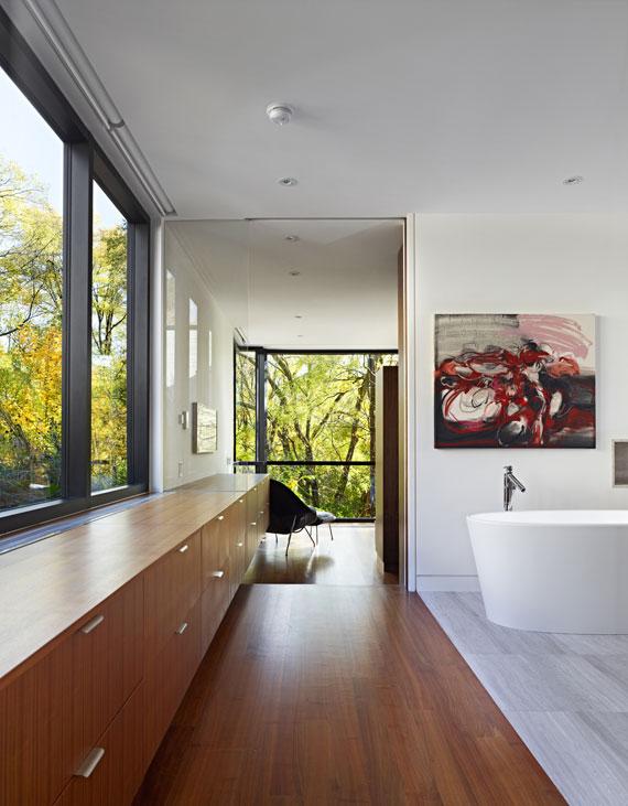 50421561558 Cedarvale House designat av Drew Mandel Architects