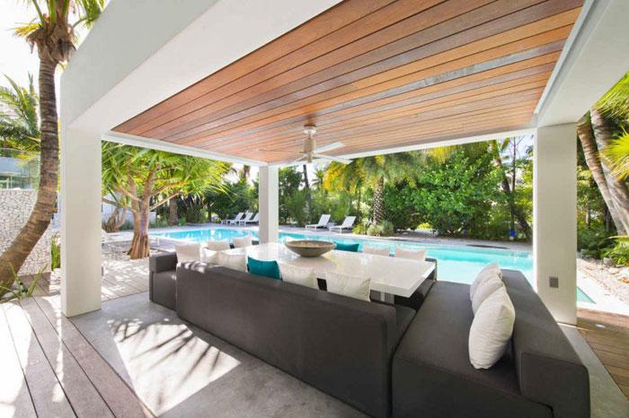 73200602695 Det vackra och lyxiga luftiga hemmet i Key Biscayne