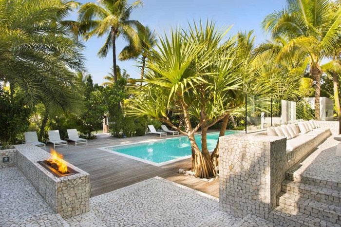 73200584598 Det vackra och lyxiga, luftiga hemmet i Key Biscayne
