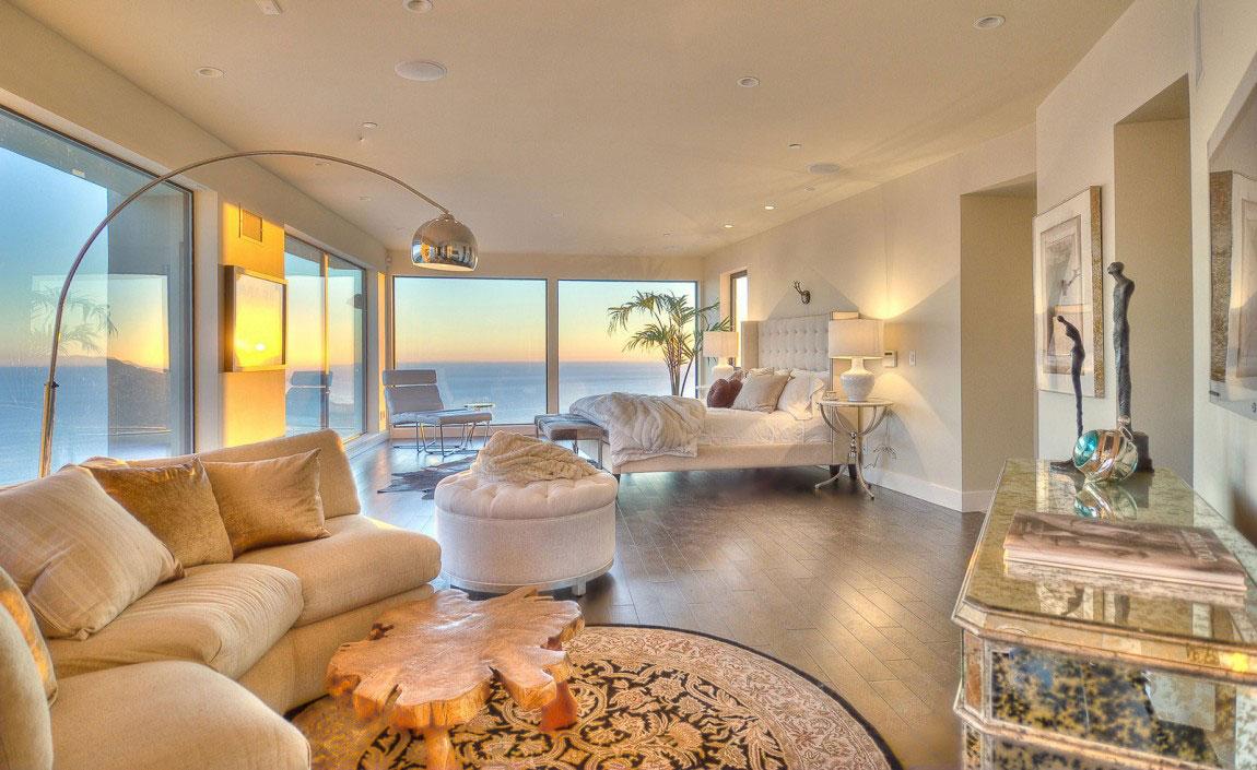 Bedövning Beach House i Malibu Beach Kalifornien 16 Bedövning Beach House i Malibu Beach, Kalifornien