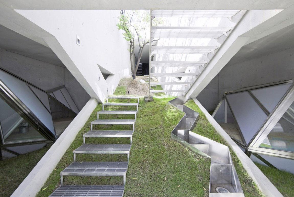 Det moderna Hwa Hun-huset, designat av IROJE-KHM-Architekten-9 Det moderna Hwa Hun-huset, designat av IROJE KHM Architects