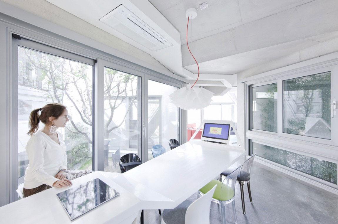 Det moderna Hwa Hun-huset, designat av IROJE-KHM-Architekten-12 Det moderna Hwa Hun-huset, designat av IROJE KHM Architects