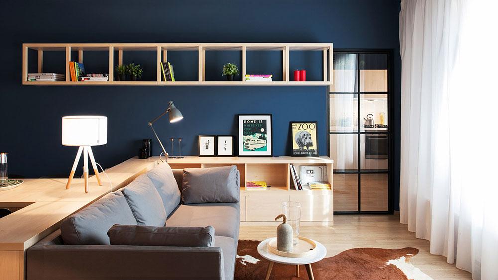 Modern-lägenhet-Bukarest-arkitektur-älskare Uppgradera din lägenhet till din stil