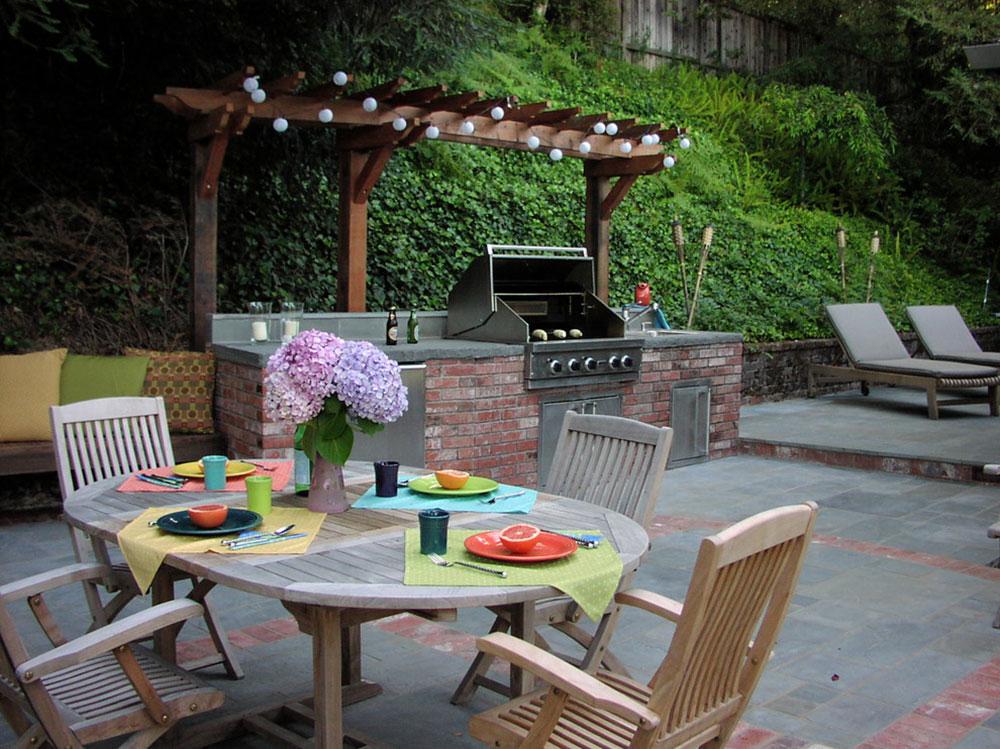 Skapa en utomhus-oas i din trädgård 9 Skapa en utomhus-oas i din trädgård