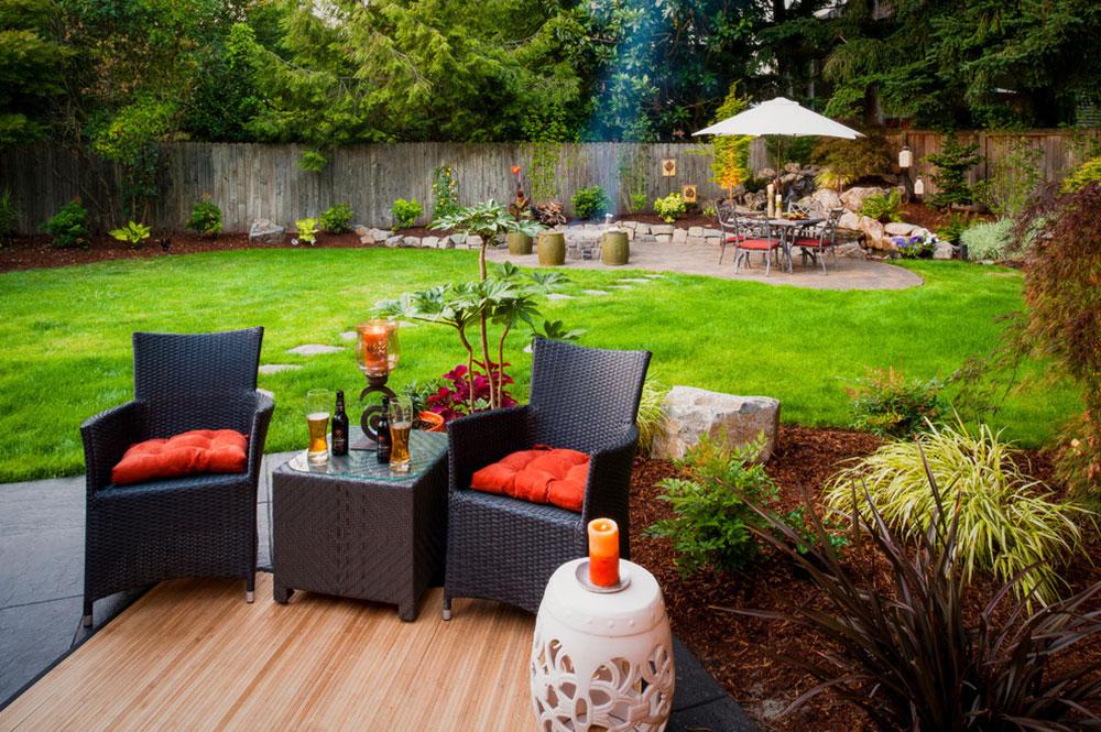 Skapa en utomhusoas i din trädgård 11 Skapa en utomhusoas i din trädgård