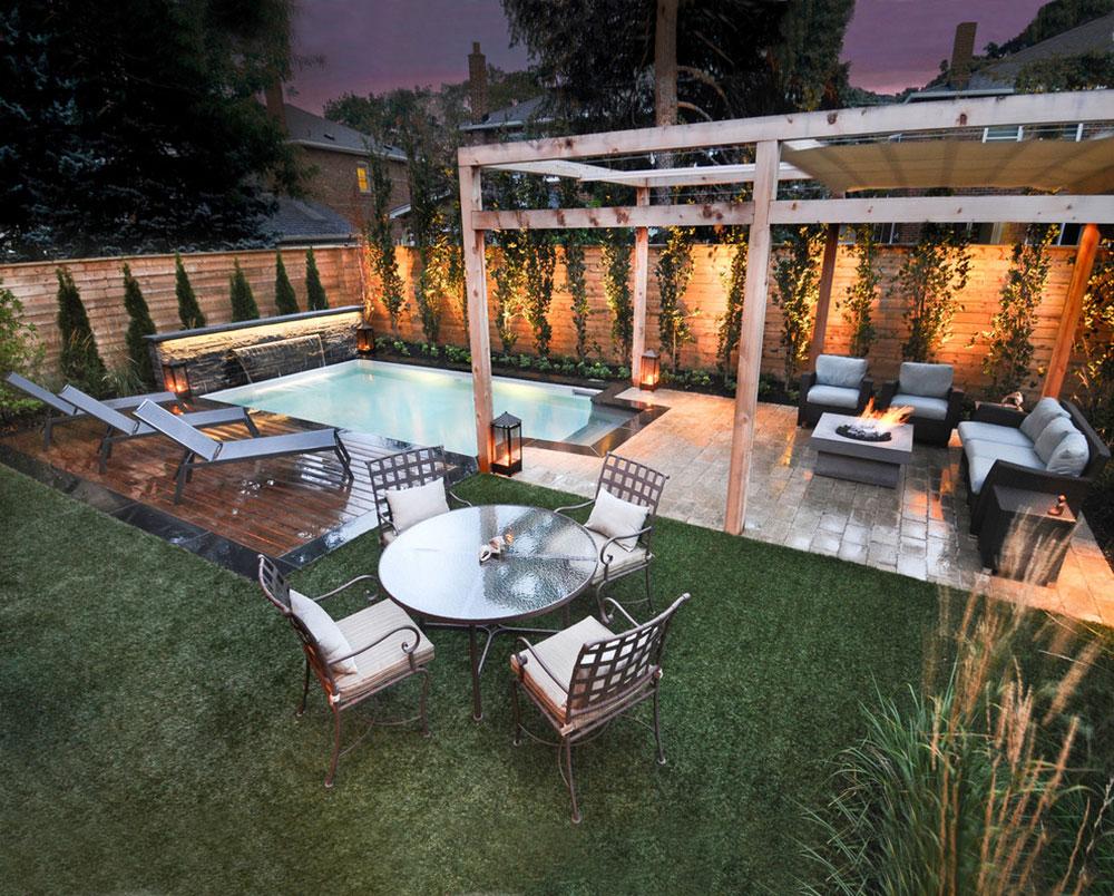 Skapa en utomhusoas i din trädgård 3 Skapa en utomhusoas i din trädgård