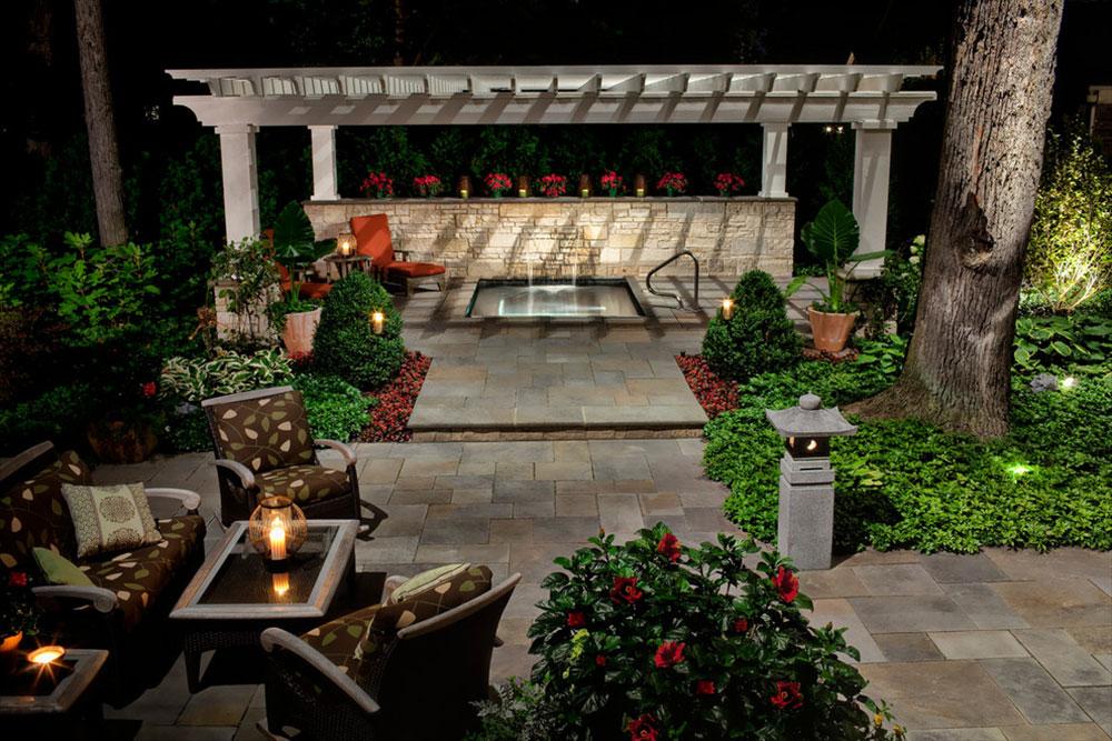 Skapa en utomhusoas i din bakgård 7 Skapa en utomhusoas i din trädgård