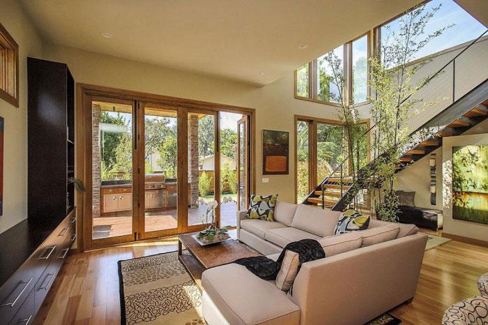 78427521149 Fascinerande Burlingame-bostad av Toby Long Design och Cipriani Studios Design