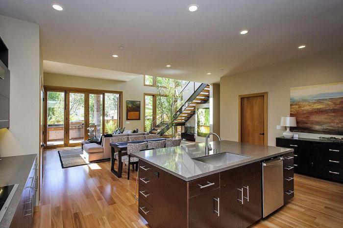 78427541349 Fascinerande Burlingame-bostad av Toby Long Design och Cipriani Studios Design